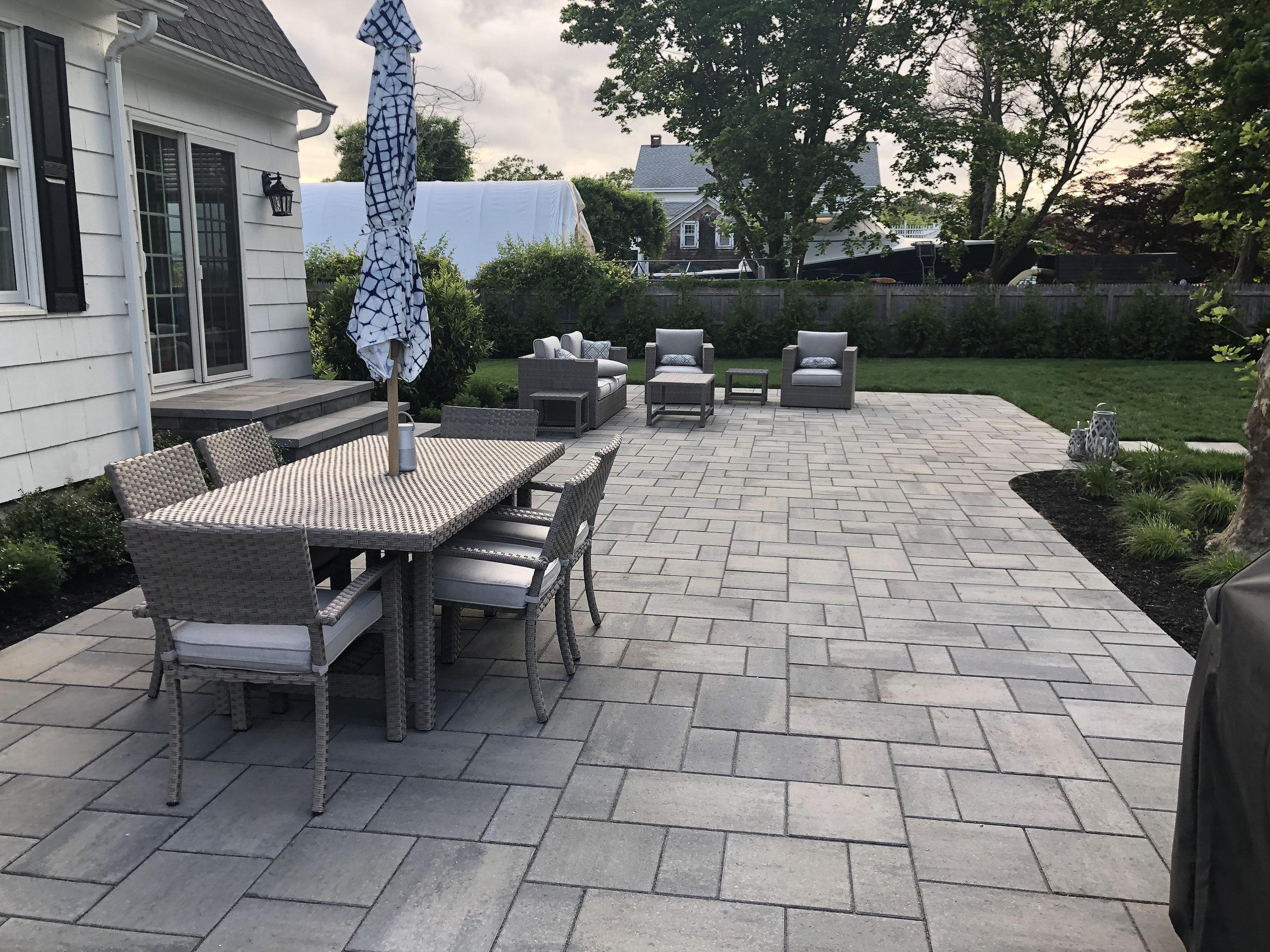 Stylish Outdoor Furniture Options for Various Patio Designs in Southampton, NY