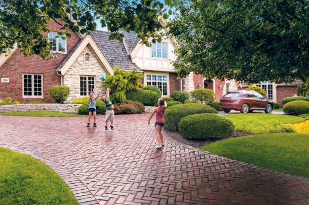 How to Achieve the Traditional Brick Look Using Unilock Pavers
