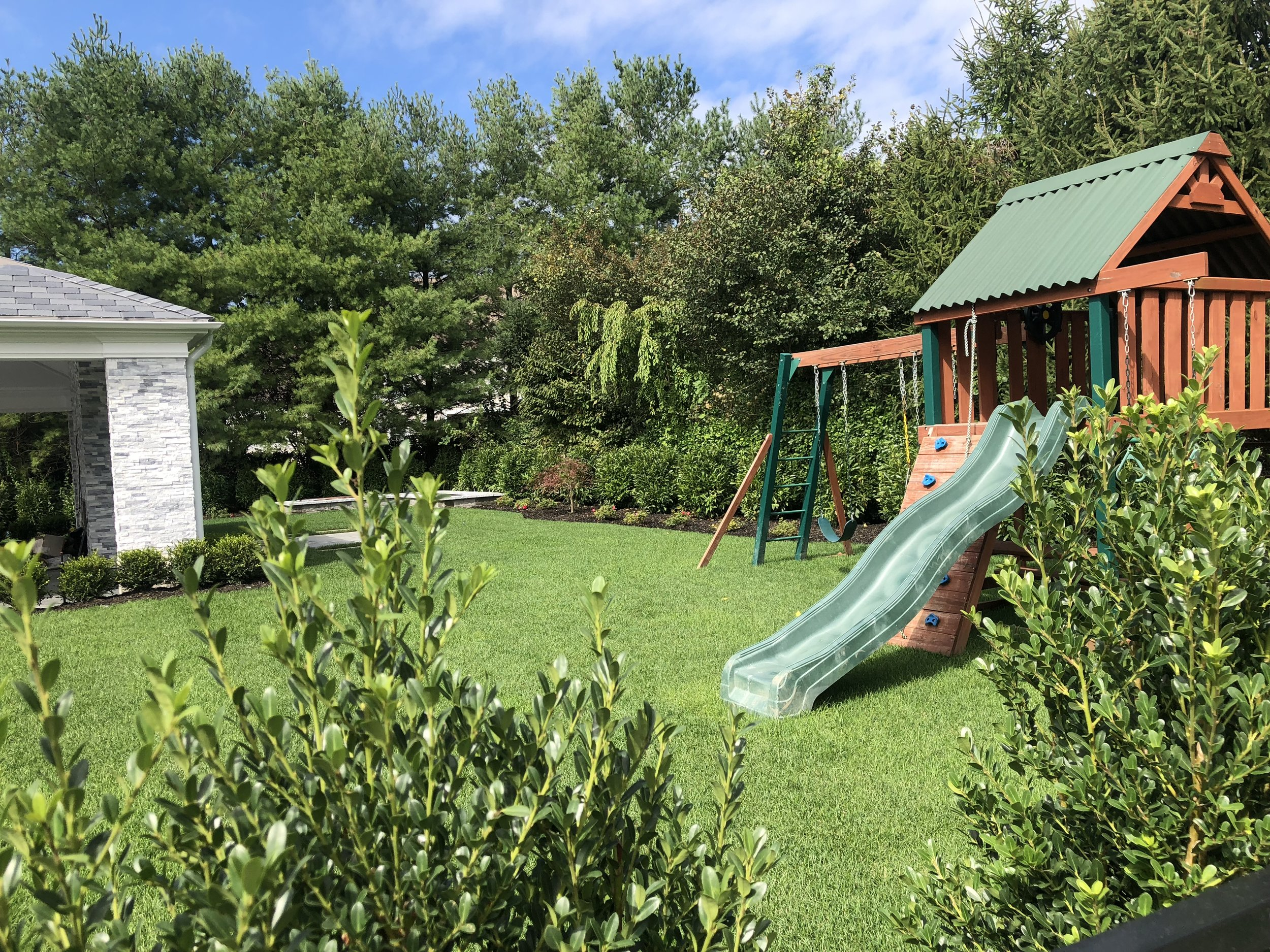 Our Top Landscape Design Tips for Creating the Backyard of Your Child's Dreams in Your Huntington, NY, Home