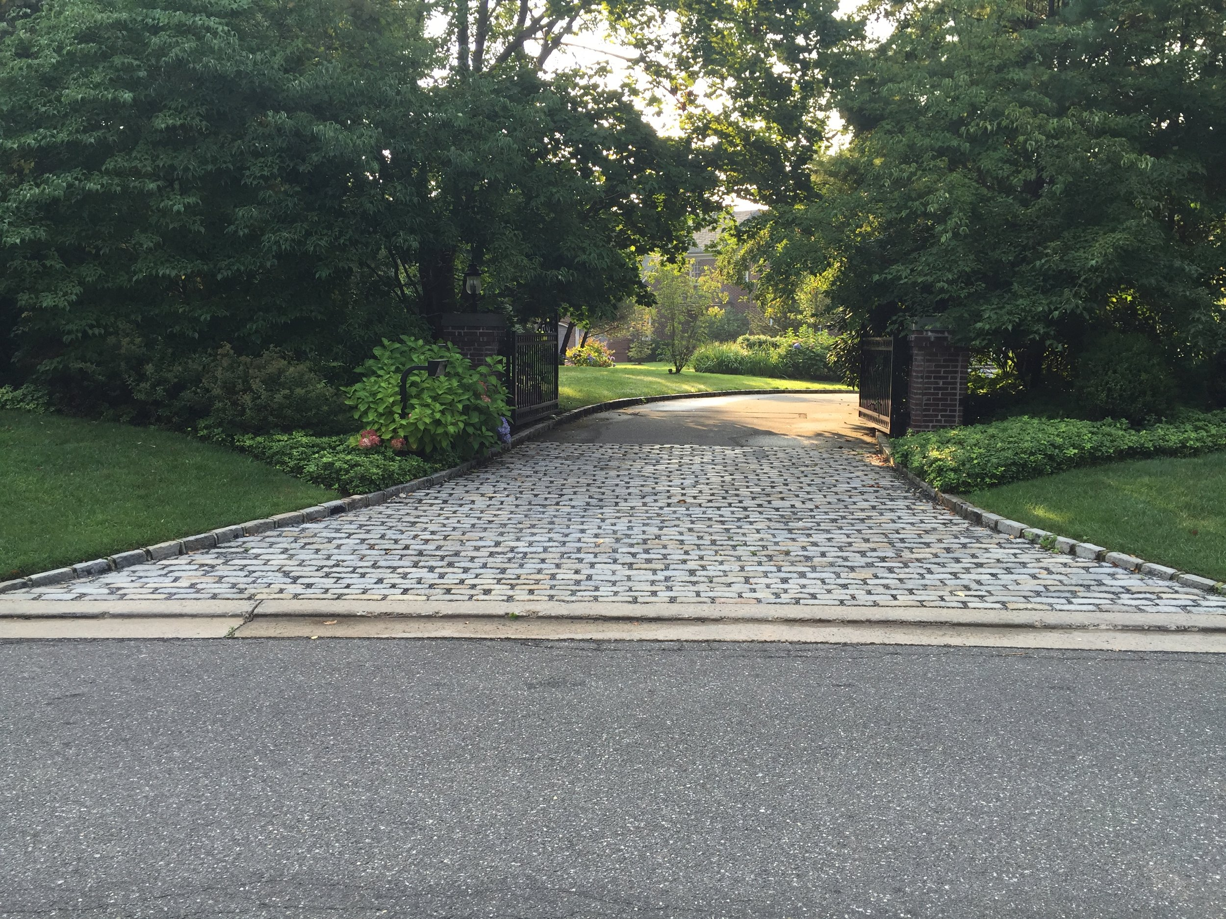 5 Landscape Architecture Ideas to Improve Your Oyster Bay, NY, Driveway.JPG