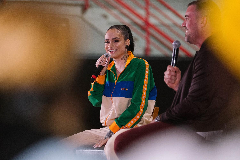 Kehlani, Singer, Songwriter and Dancer