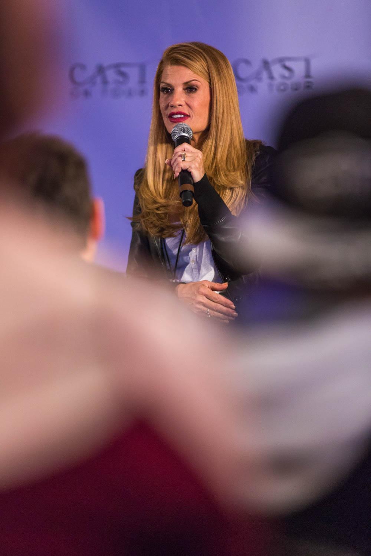 Dianna De La Garza, Author, Former Cheerleader.