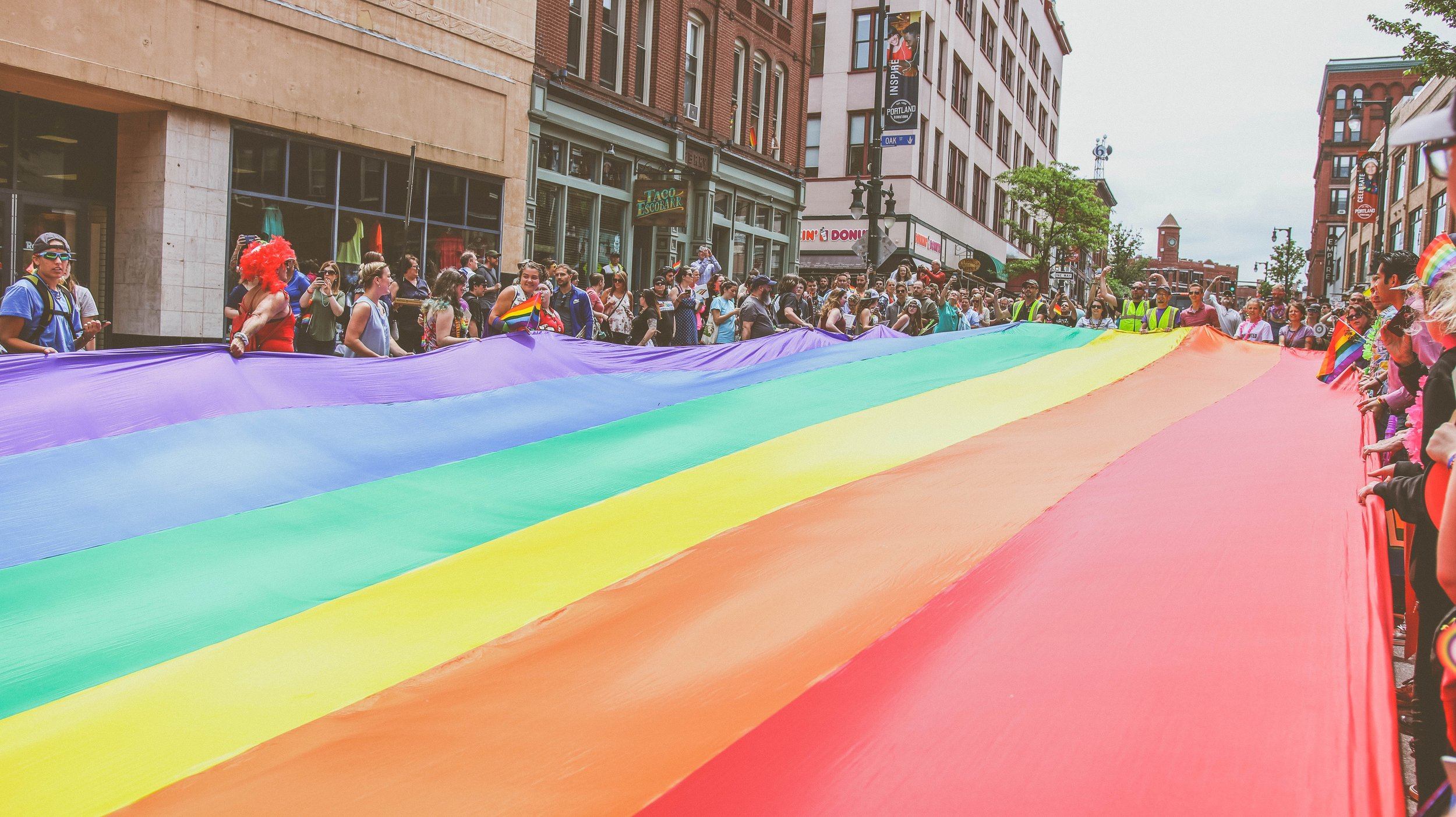 Staying Sober for Pride