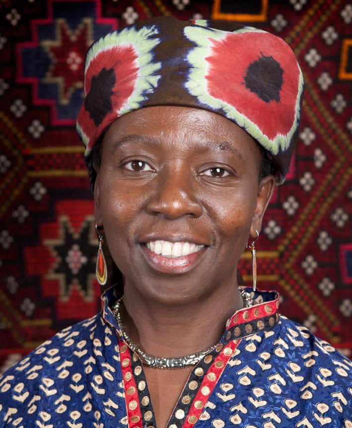 "About Musimbi - Dr. Musimbi Kanyoro is president and CEO of Global Fund for Women. Born in Kenya, she is an activist for women's and girls' health and human rights and promotes the use of philanthropy and technology to drive social change. She holds a Ph.D. in linguistics from the University of Texas, Austin, and a doctorate in feminist theology from San Francisco Theological Seminary. In 2014, she was named one of the twenty-one women leaders for the twenty-first century by Women's eNews. In 2015, Forbes magazine named her one of ten women ""power brands"" working for gender equality."