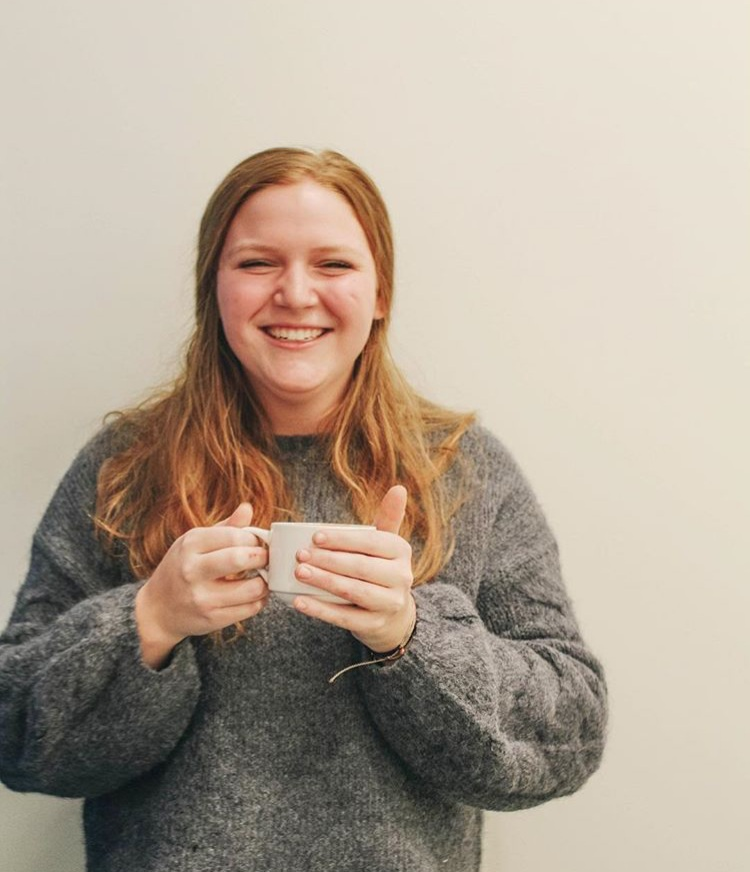 Krystjan Jordan - Roaster/Quality ControlKrystjan has loved coffee for as long as she can remember. She grew up drinking coffee, and working in different coffee shops. She is fascinated with the whole process of coffee from the green bean to the cup of coffee served at your local coffee shop. Krystjan is a SCA certified Sensory Analyst, and loves being able to share her coffee knowledge with everyone she meets.