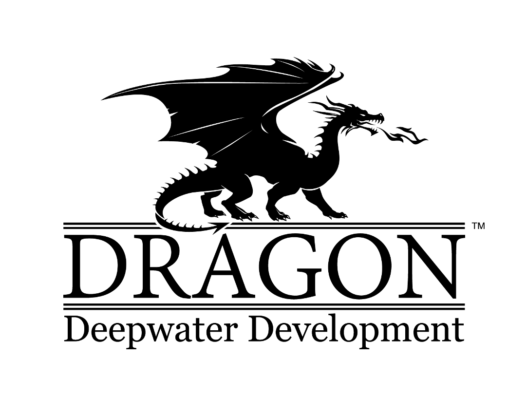 Corporate identity for  Dragon Deepwater Development .