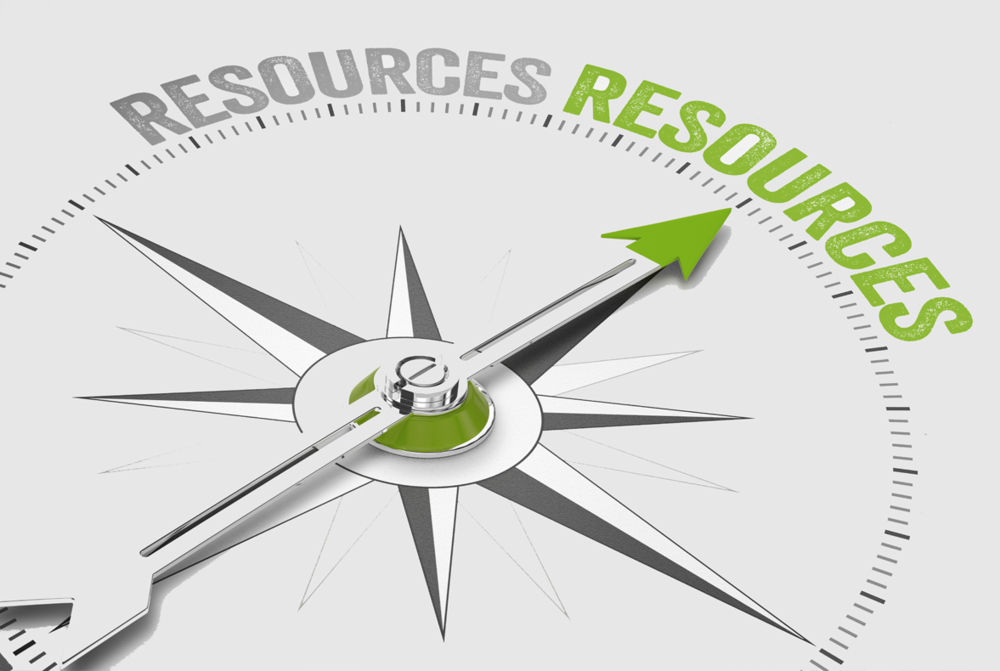 Shared resources…