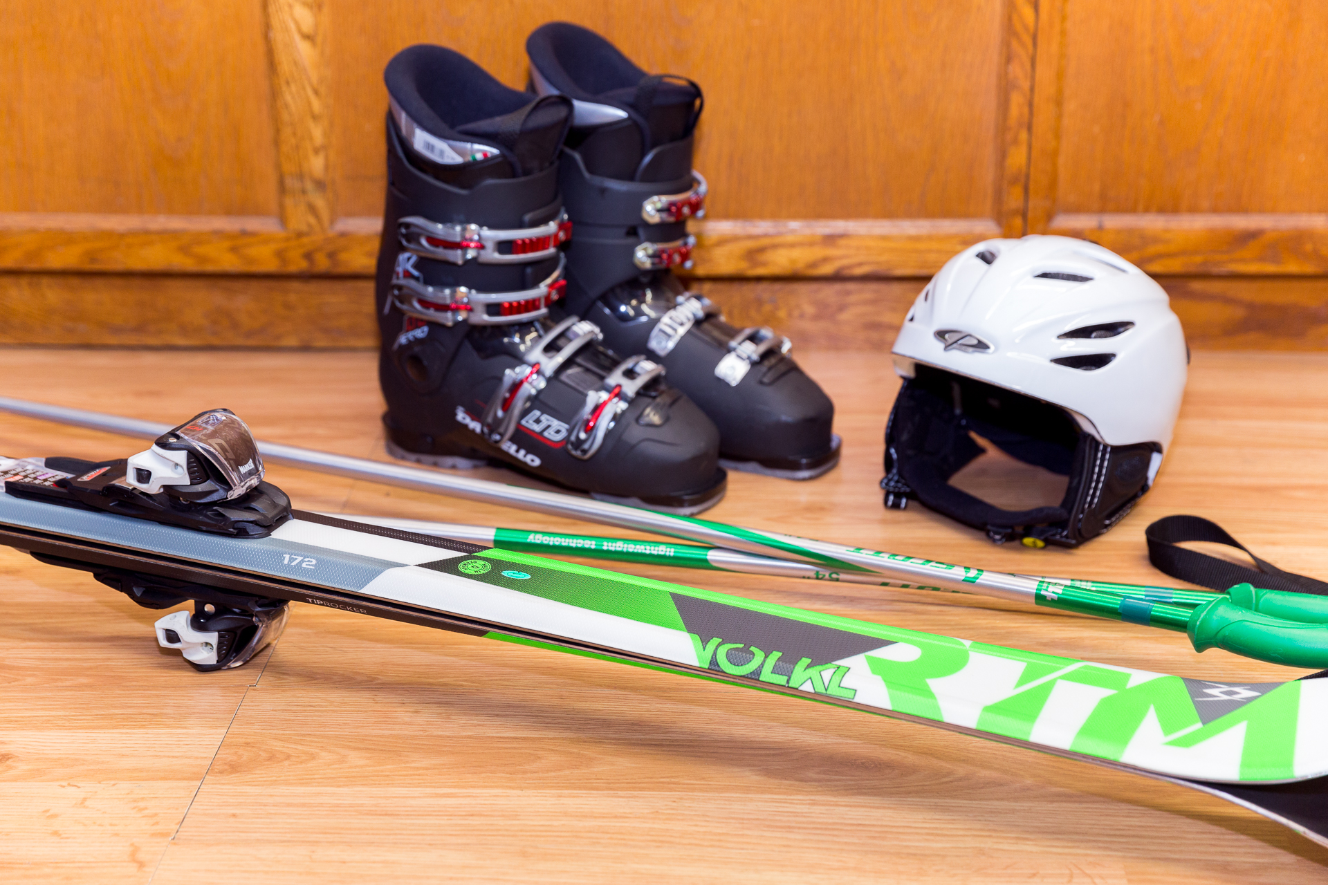 DEMO SKI SEASON LEASE PACKAGE  // Volkl RTM // Boots & Poles Included   RATES : SEASON - $349.99 Demo Package picked up prior to January 1, 2019 SEASON - $299.99 Demo Package picked up after January 1, 2019 // Helmets are an additional $29.99 for the season.