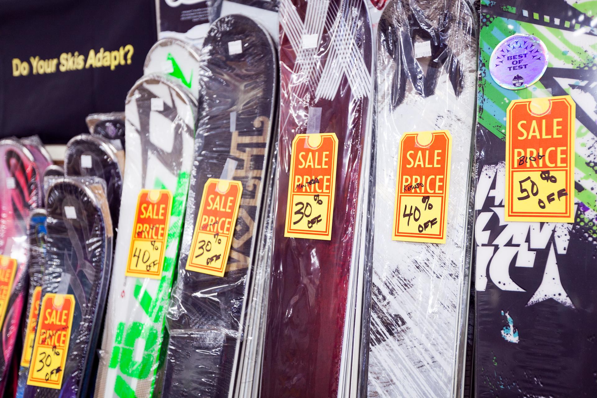 Old Town Sports Novato Marin County Ski Sale