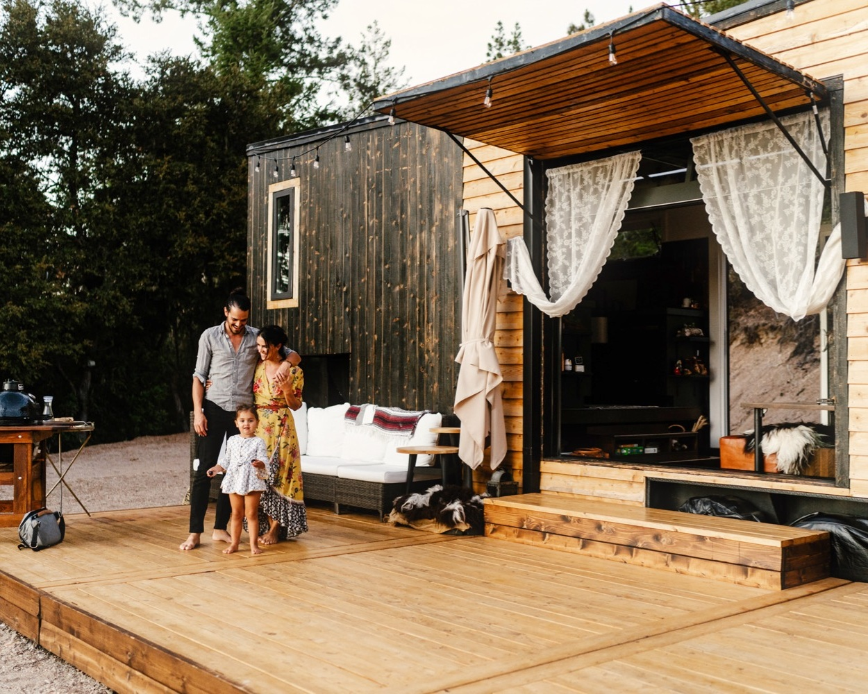 a beautiful mess - We started thinking about tiny homes as a way to beat housing costs in the San Francisco Bay area. Why rent a tiny apartment for thousands of dollars when we could buy a luxury tiny home for way less? In our mind, this was a long-term investment, even if we only end up living in it full-time for a few years…