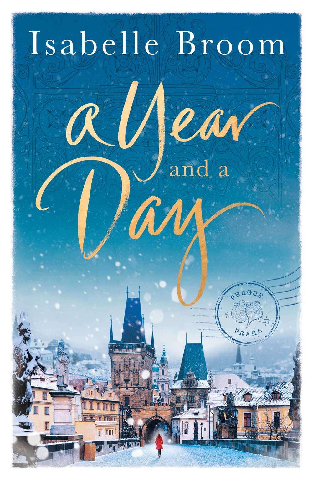 A Year and a Day by Isabelle Broom