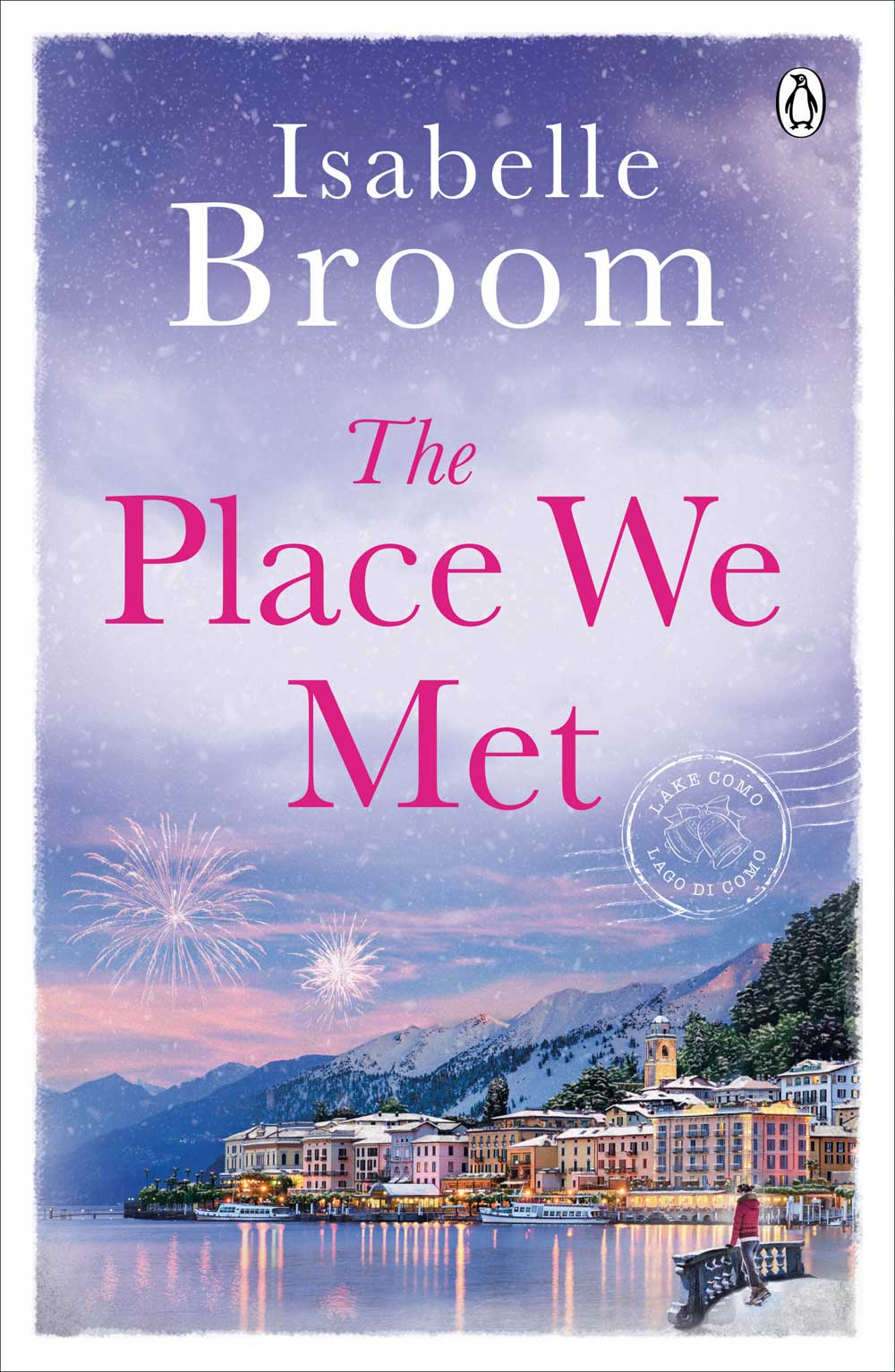 The Place We Met by Isabelle Broom