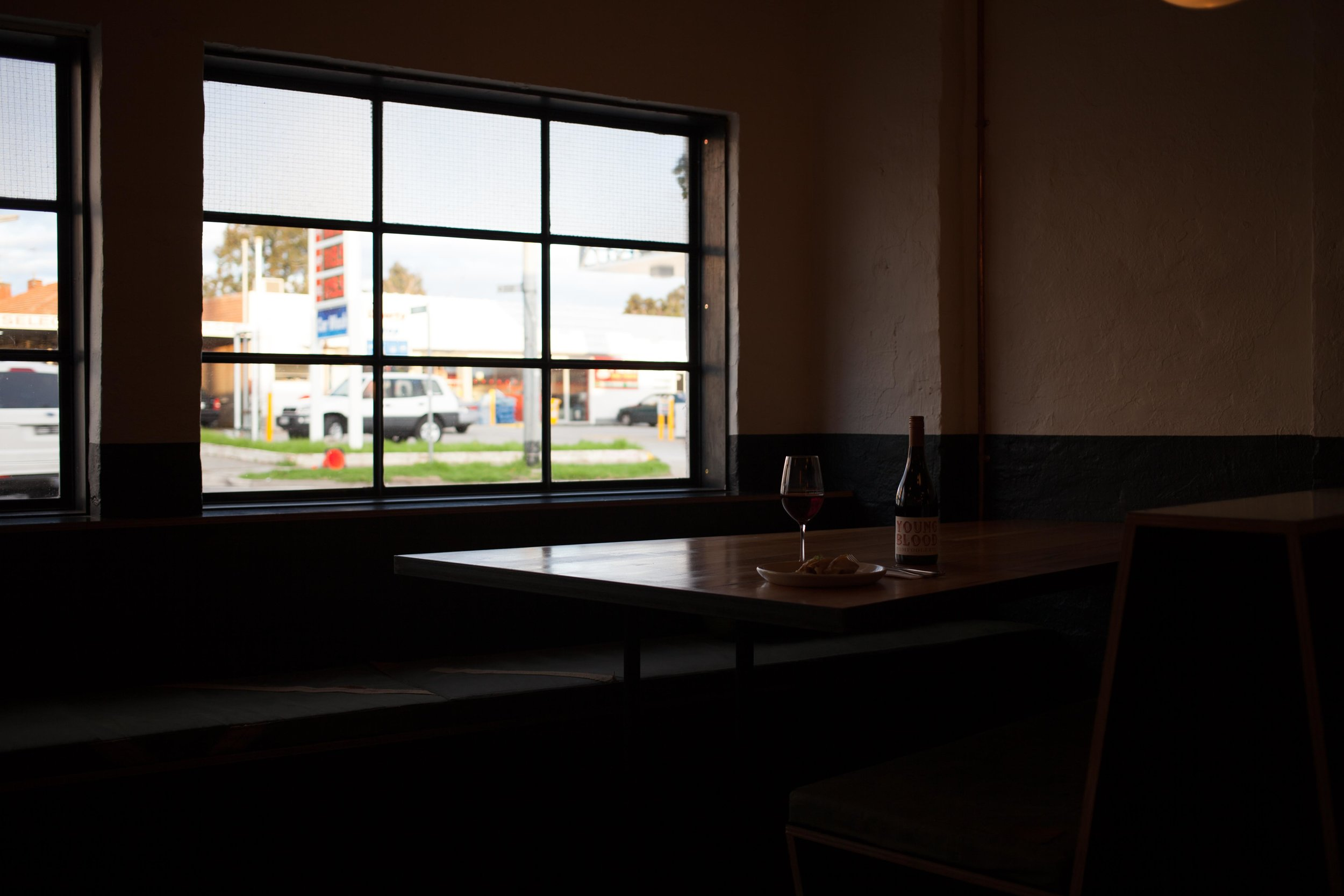 Dinner at Stray Neighbour Bar + Eatery Preston