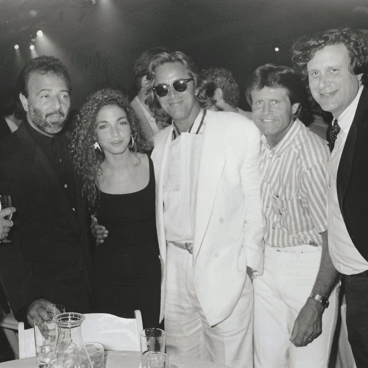 Gloria Estefan & Don Johnson
