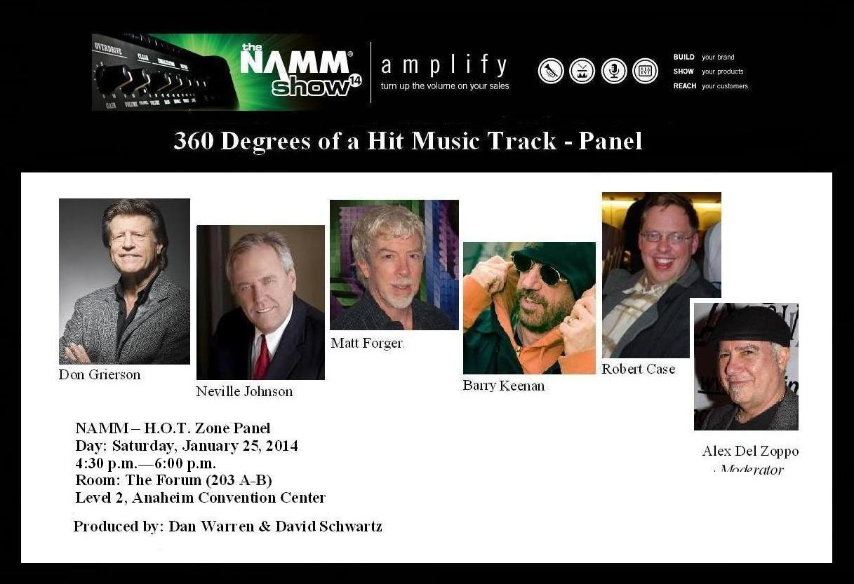 NAMM Industry Panel