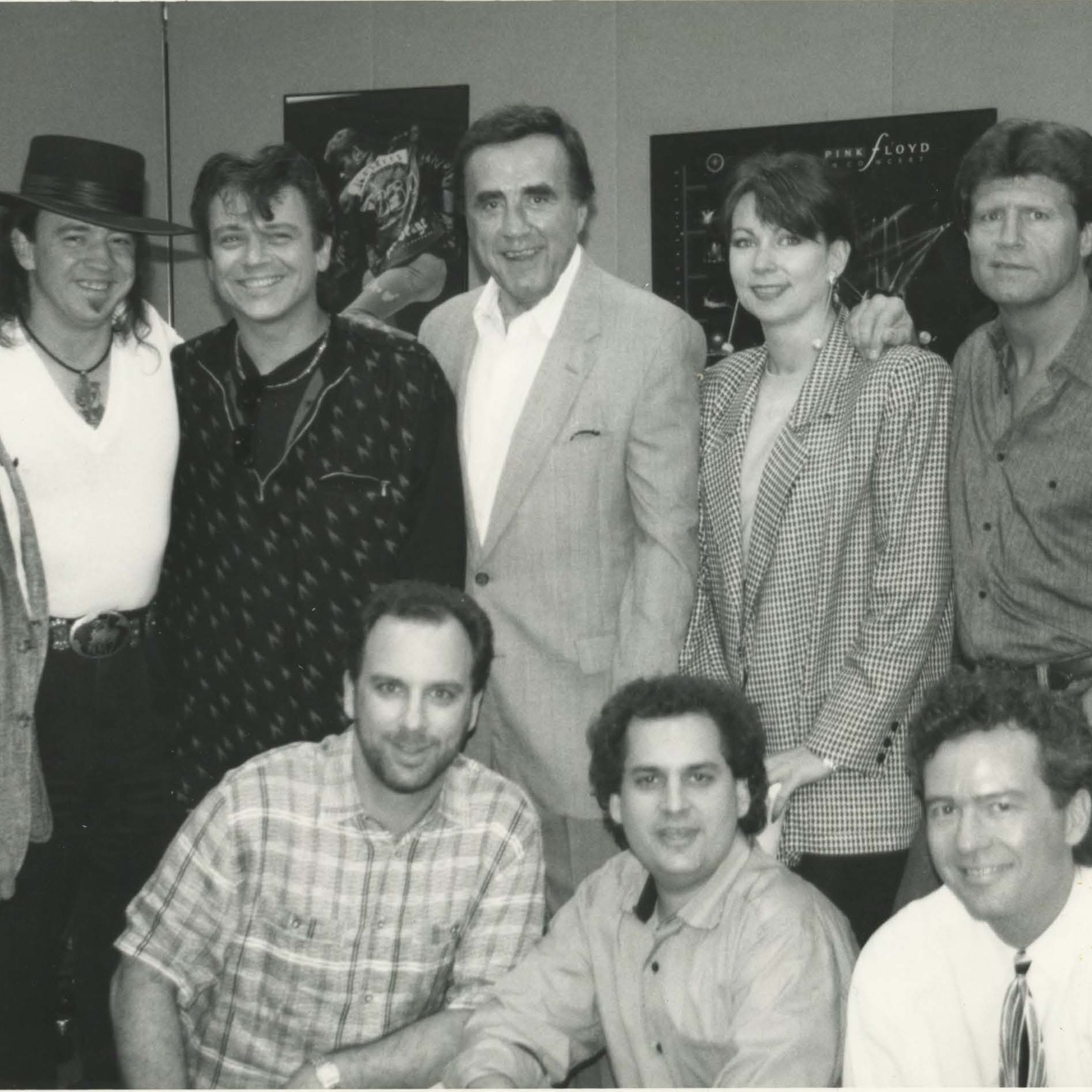 Stevie Ray & Jimmie Vaughn