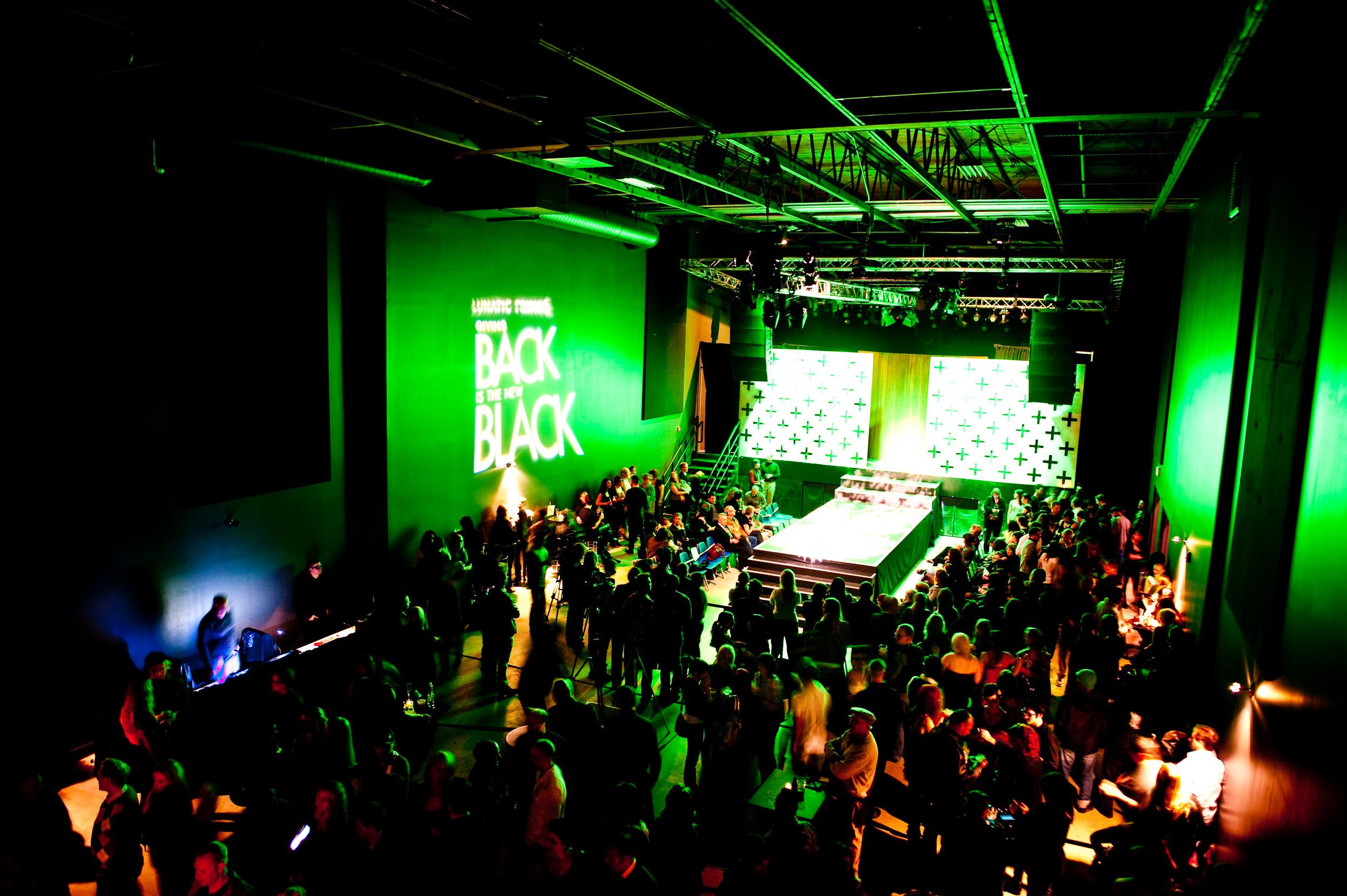 Lunatic Fringe Fashion Show Fundraiser 2011