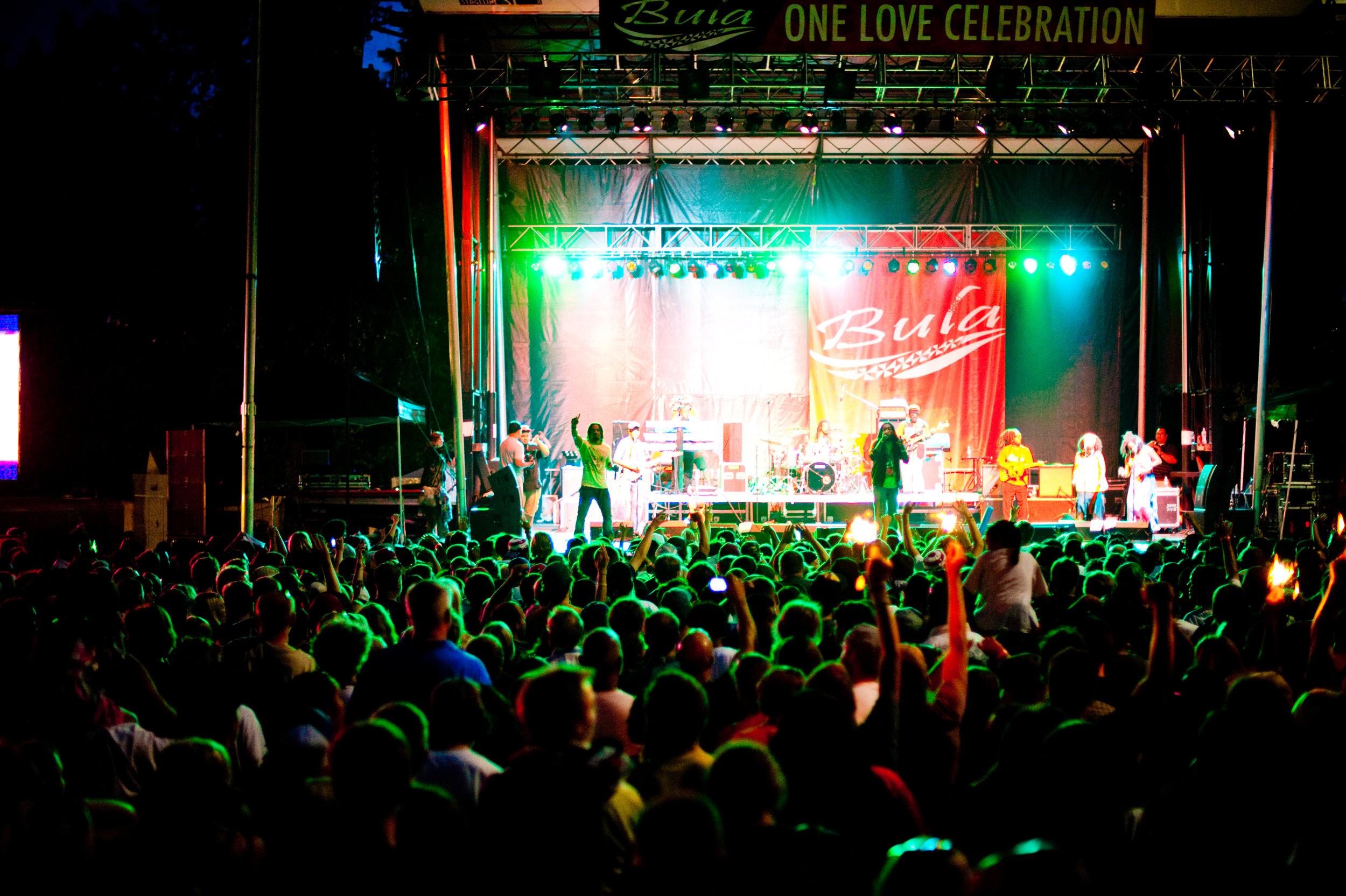 Bula One Love Celebration 2011