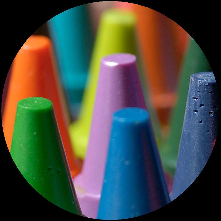 Biodegradable Crayons