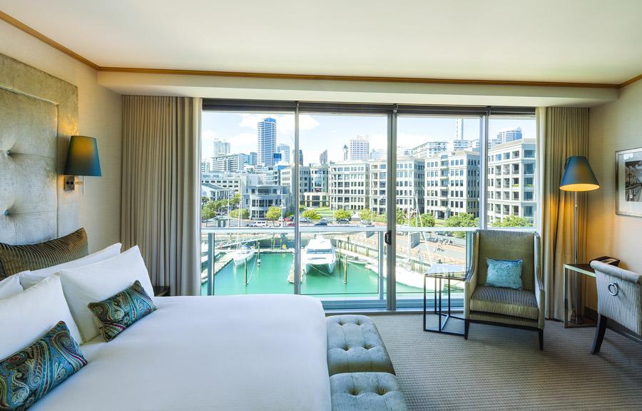Sofitel Auckland Viaduct Harbour Hotel