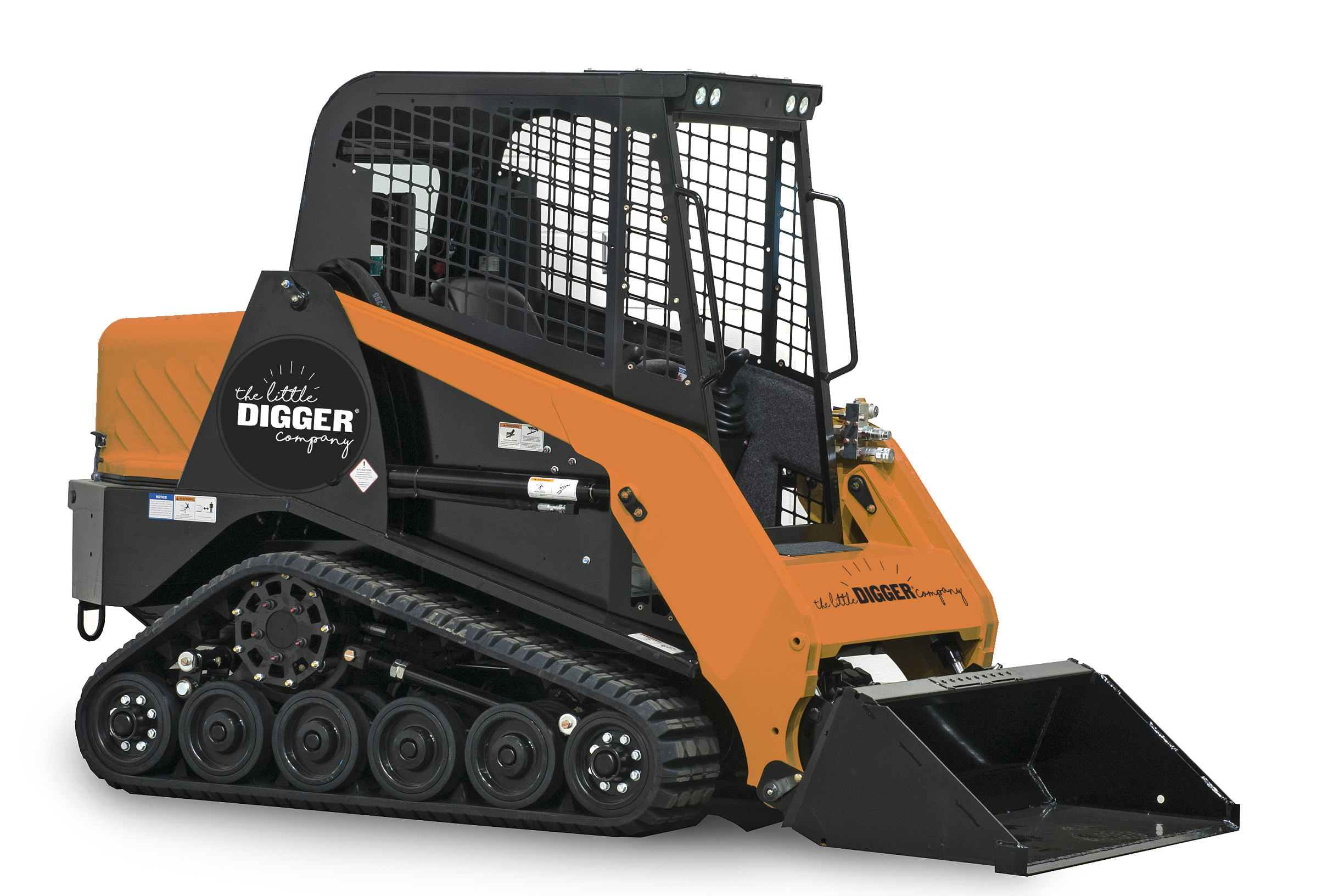 Bobcat - A lot of power ina small package!