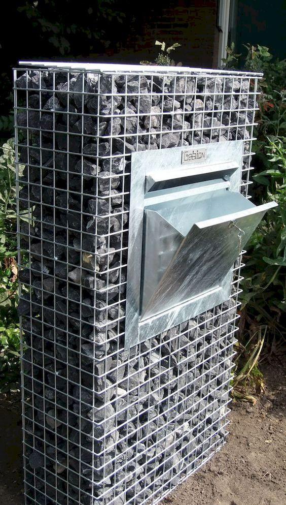 Letterbox Holder  Image via  HERE