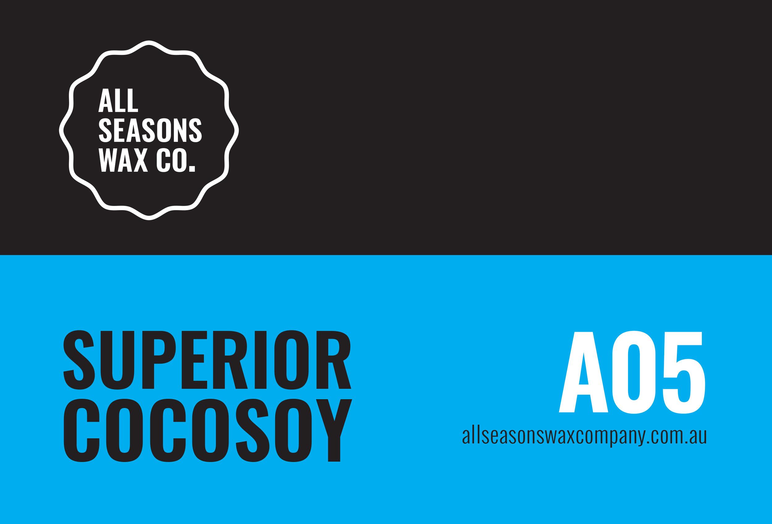 Superior CocoSoy A05