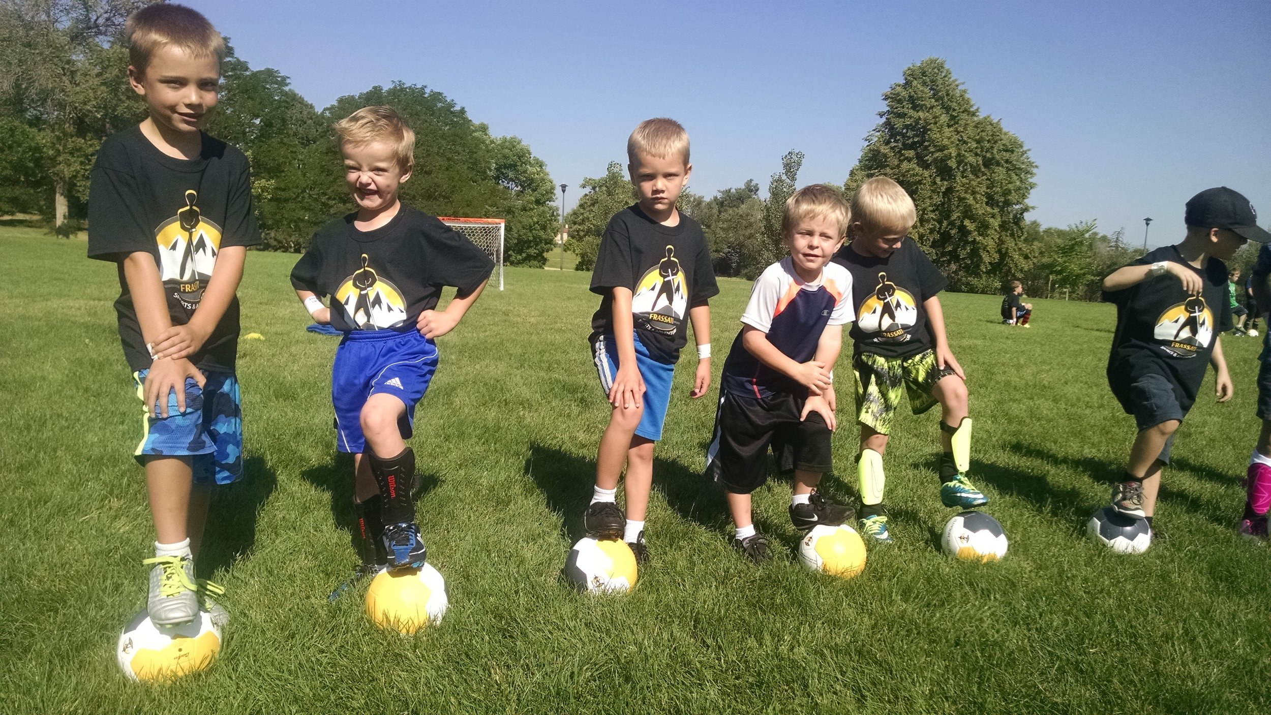 Summer Camps - Frassati summer camps challenge boys to take both their athletic skills and souls