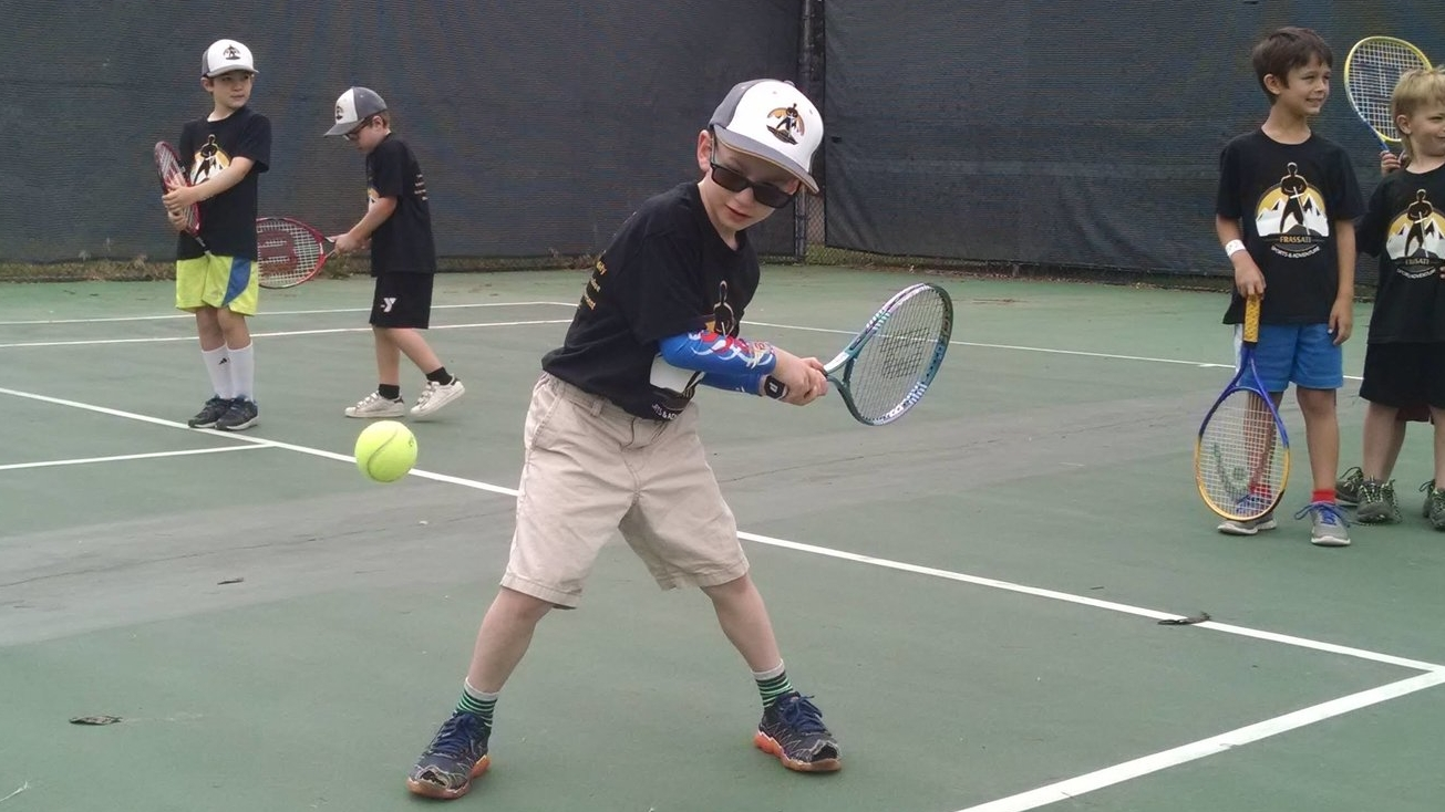 """Clinics - We are offer a wide variety of homeschool, after-school, and preseason clinics throughout the fall, winter, and spring. Depending on the season, classes include Soccer, Tennis, """"Fit for Heaven"""