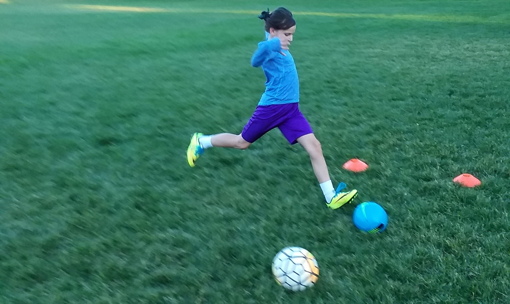 Group/Private Lessons - We offer group or private training in virtue through soccer, basketball, tennis, and more.
