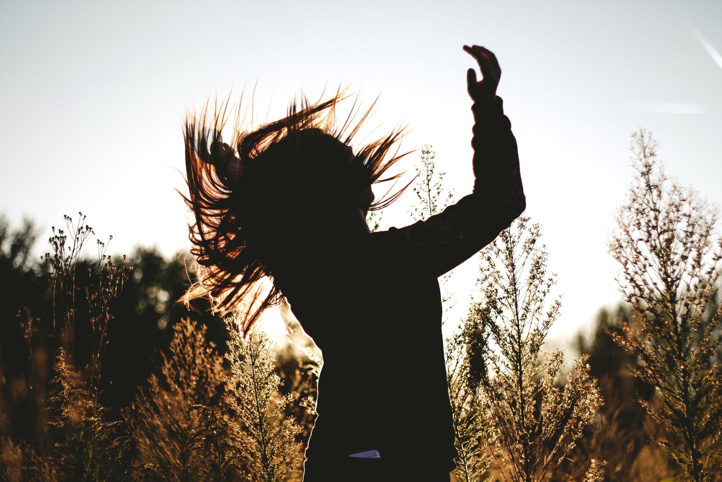 Try Mama Gena's Dance/Beauty/Power Rituals -