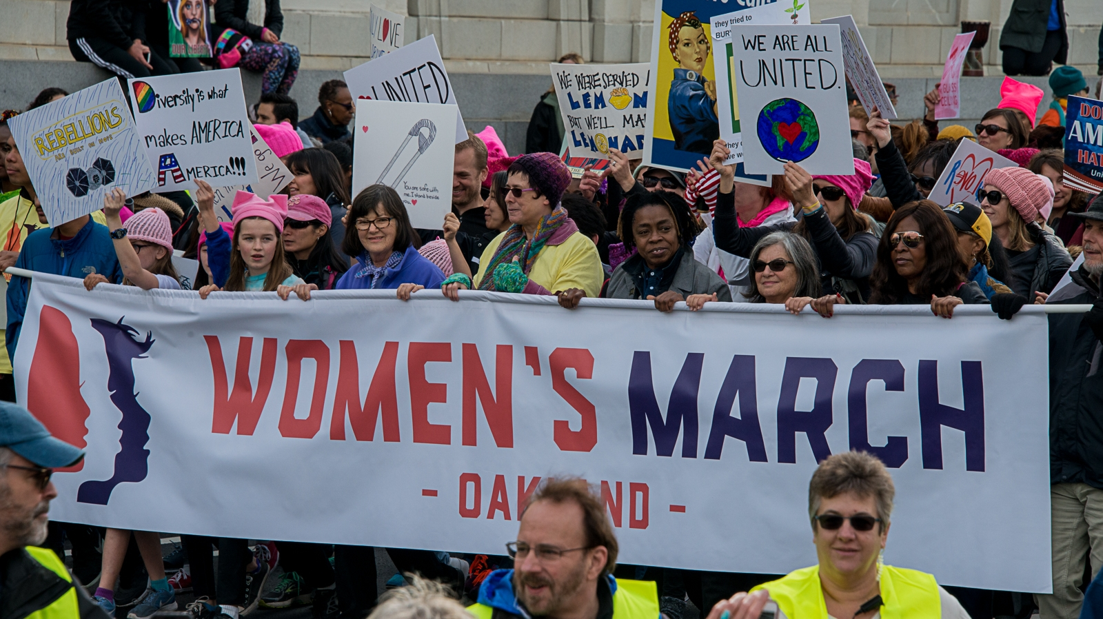 Women's March (Photo by Carol Thomas).jpg