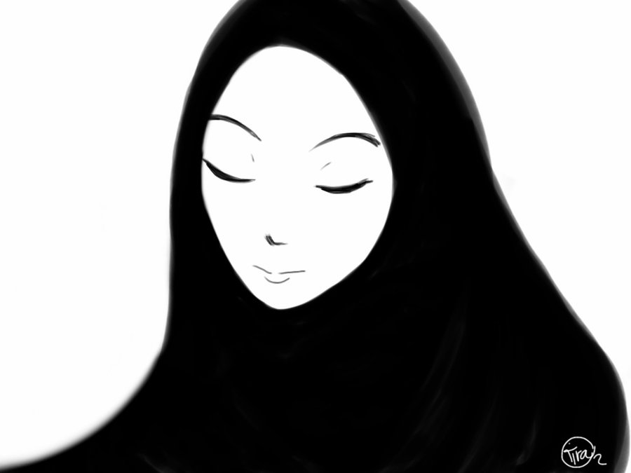 black_and_white_veil_hijab_by_petite_sonyeo-d53k1xs