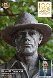 2014 Wagga Wagga ANZAC Day Booklet