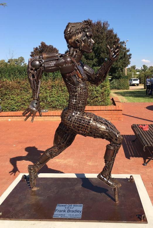 Frank Bradley statue.JPG
