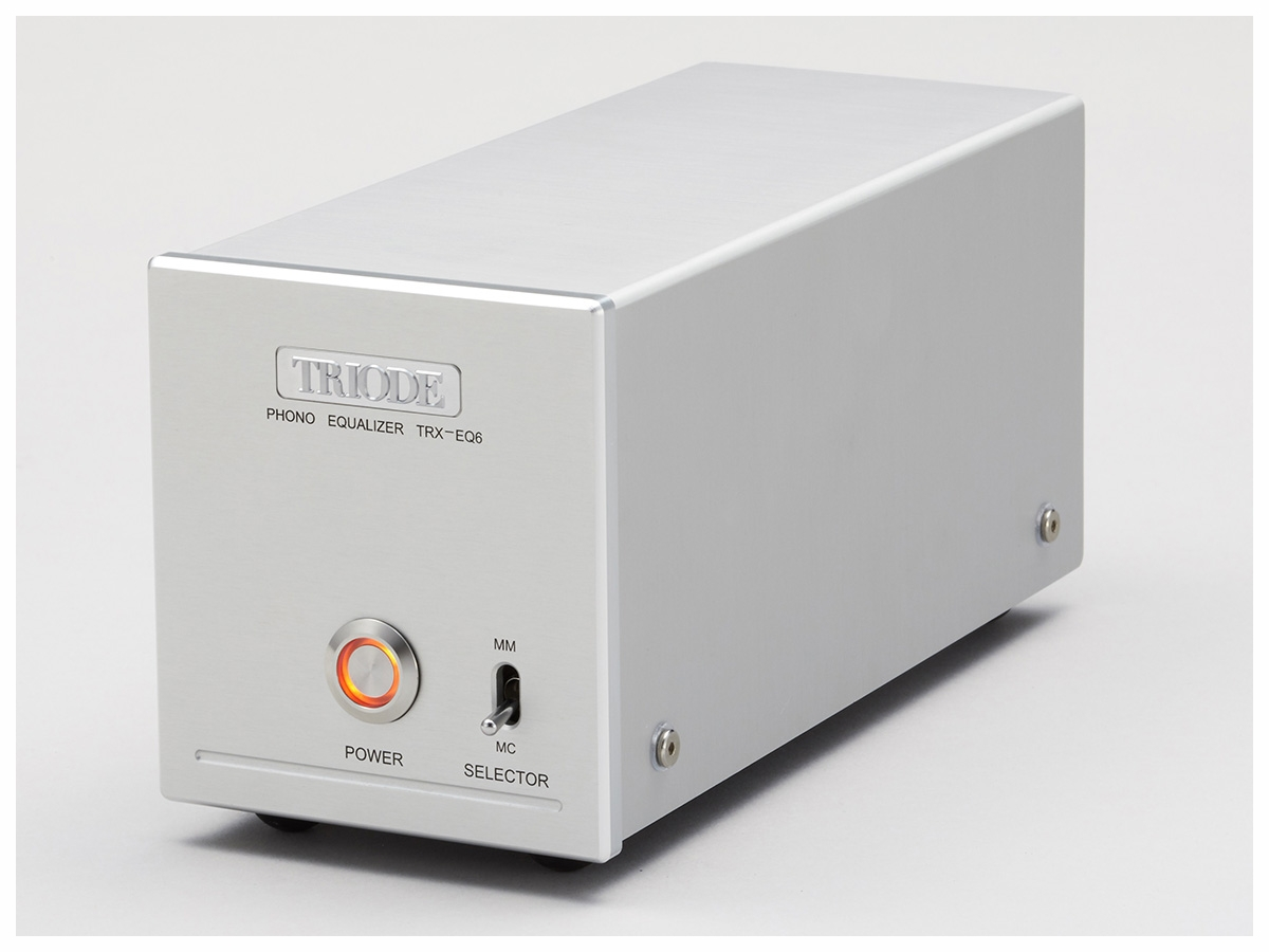 TRX-EQ6 Phono Equalizer