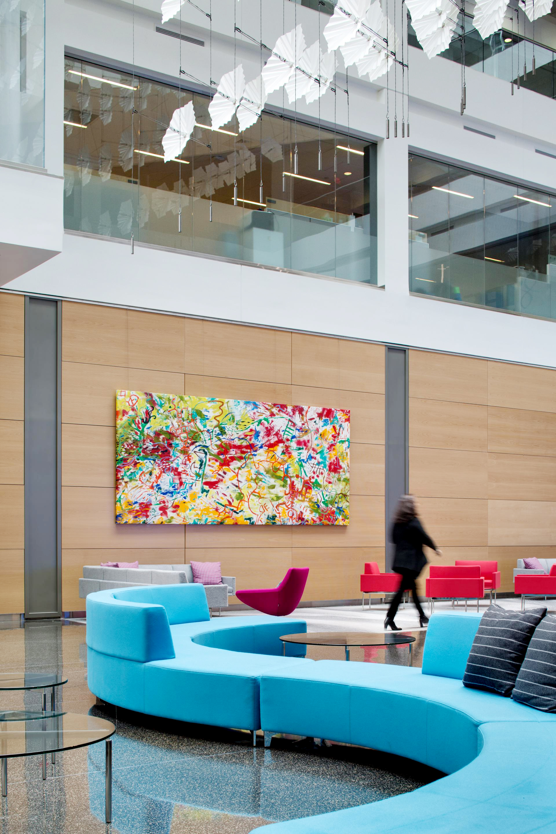 Image - Fine Art in Lobby Display