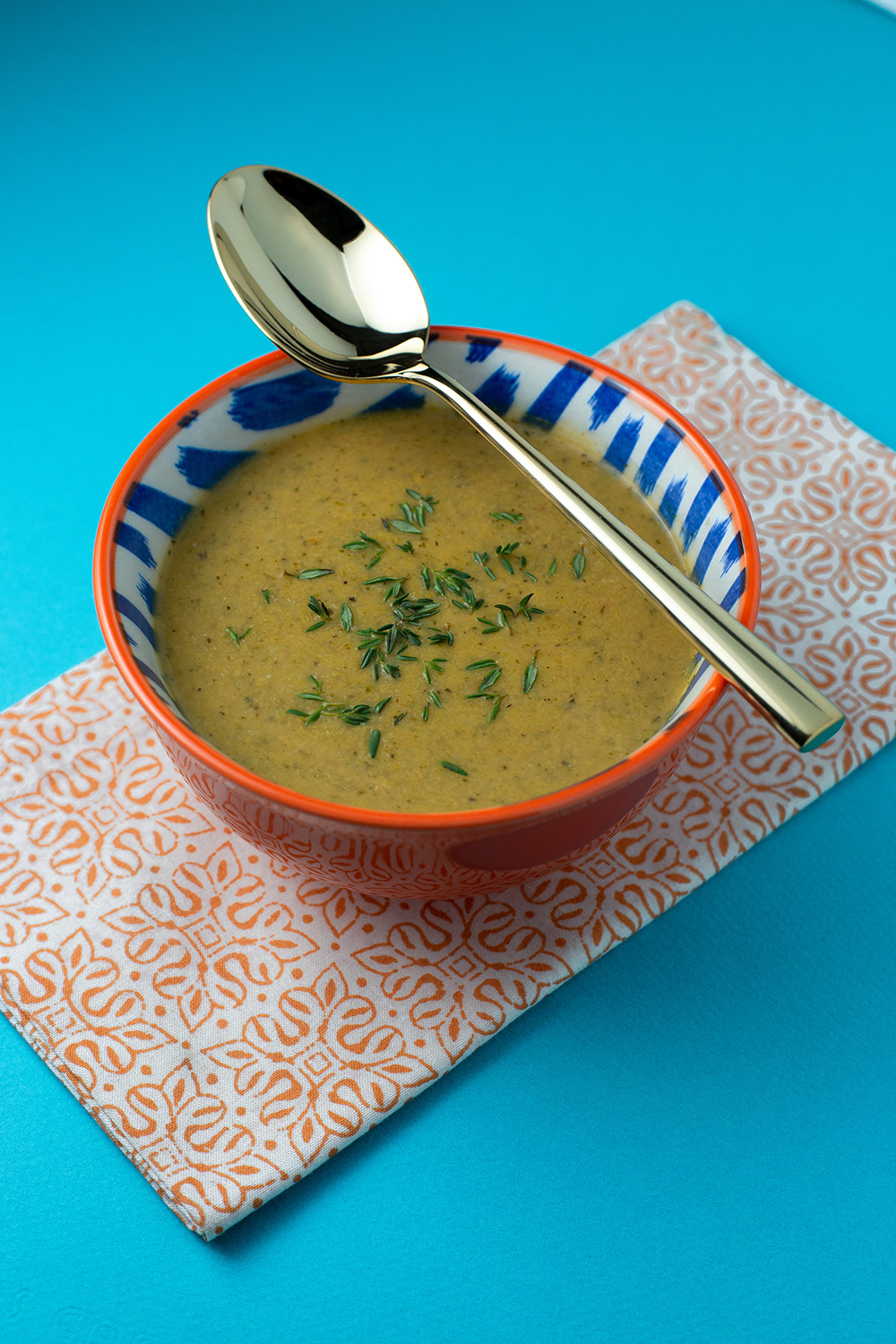 Garden Bisque Soup