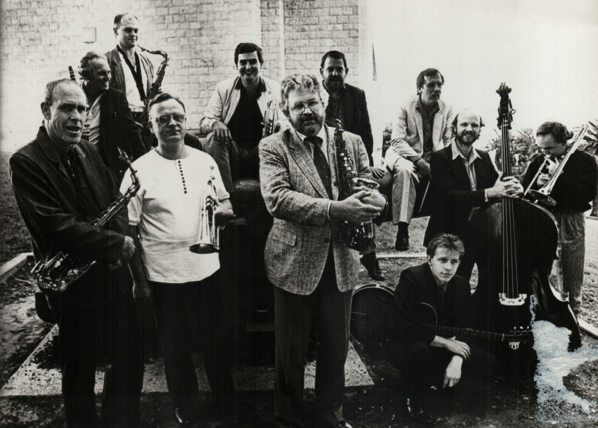 The Australian Jazz Orchestra 1988