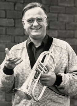 Bob Venier: one of four Melbourne musicians in the Australian Jazz Orchestra...