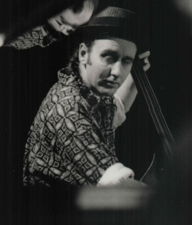 Lloyd Swanton: bassist with The Wizards of Oz...