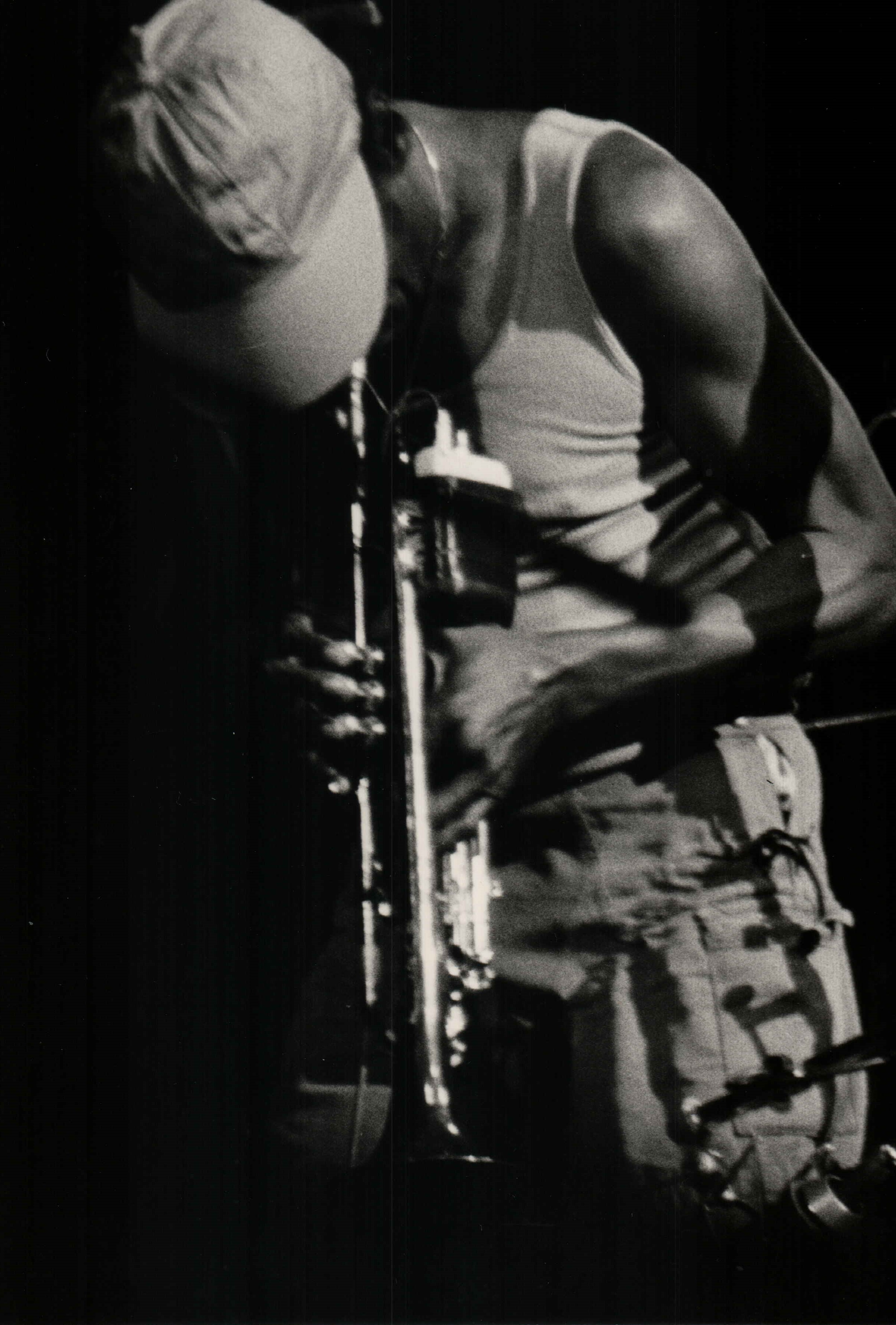 Miles Davis Photo credit Margaret Sullivan