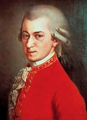 Well-known improviser Mozart