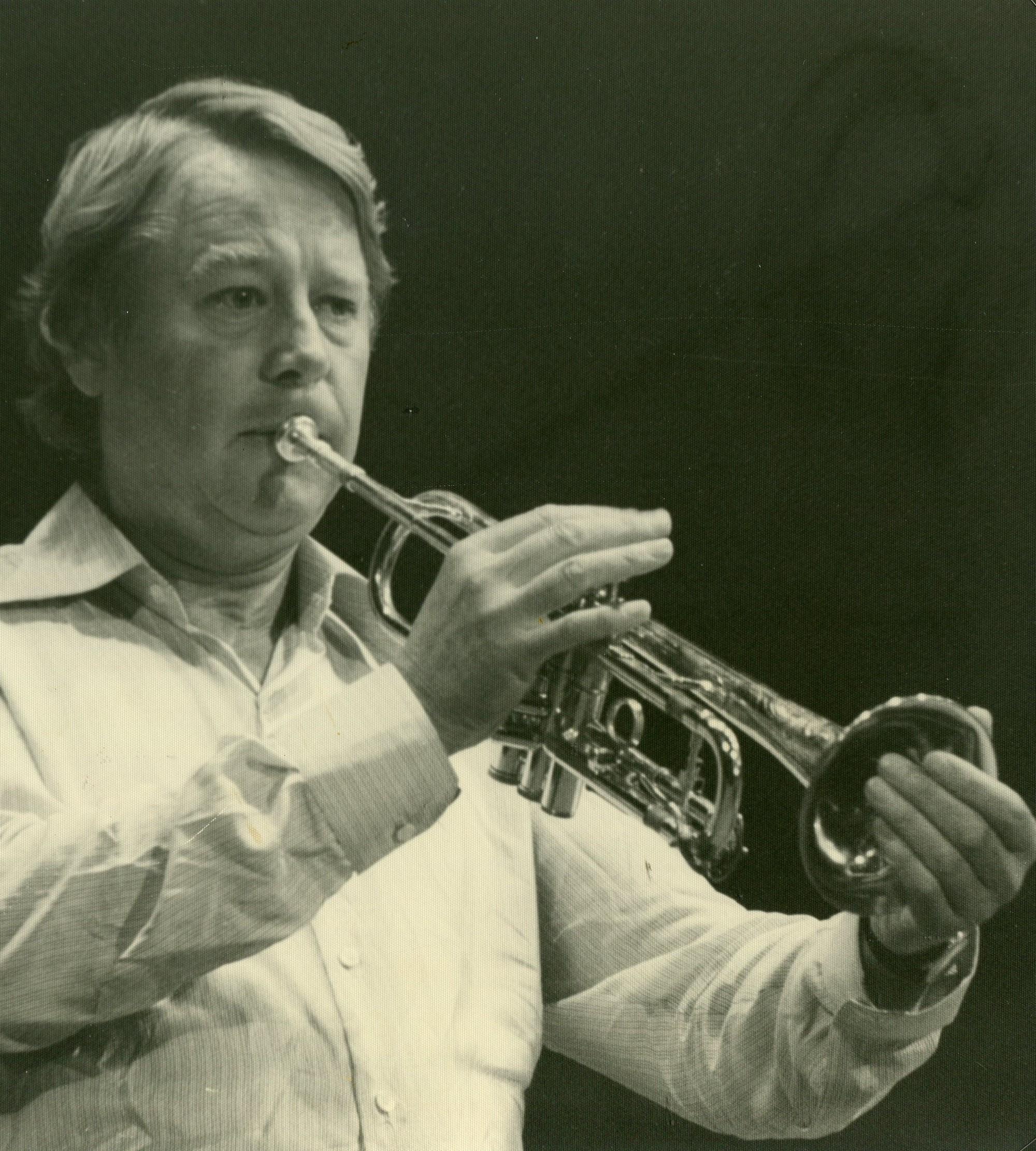 Photo courtesy Australian Jazz Museum