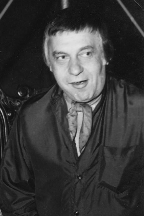 Horst Liepolt in New York