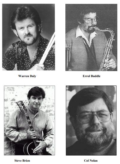 The Warren Daly Quartet