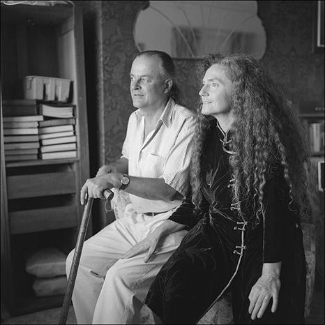 Tony Gorman & Sandy Evans
