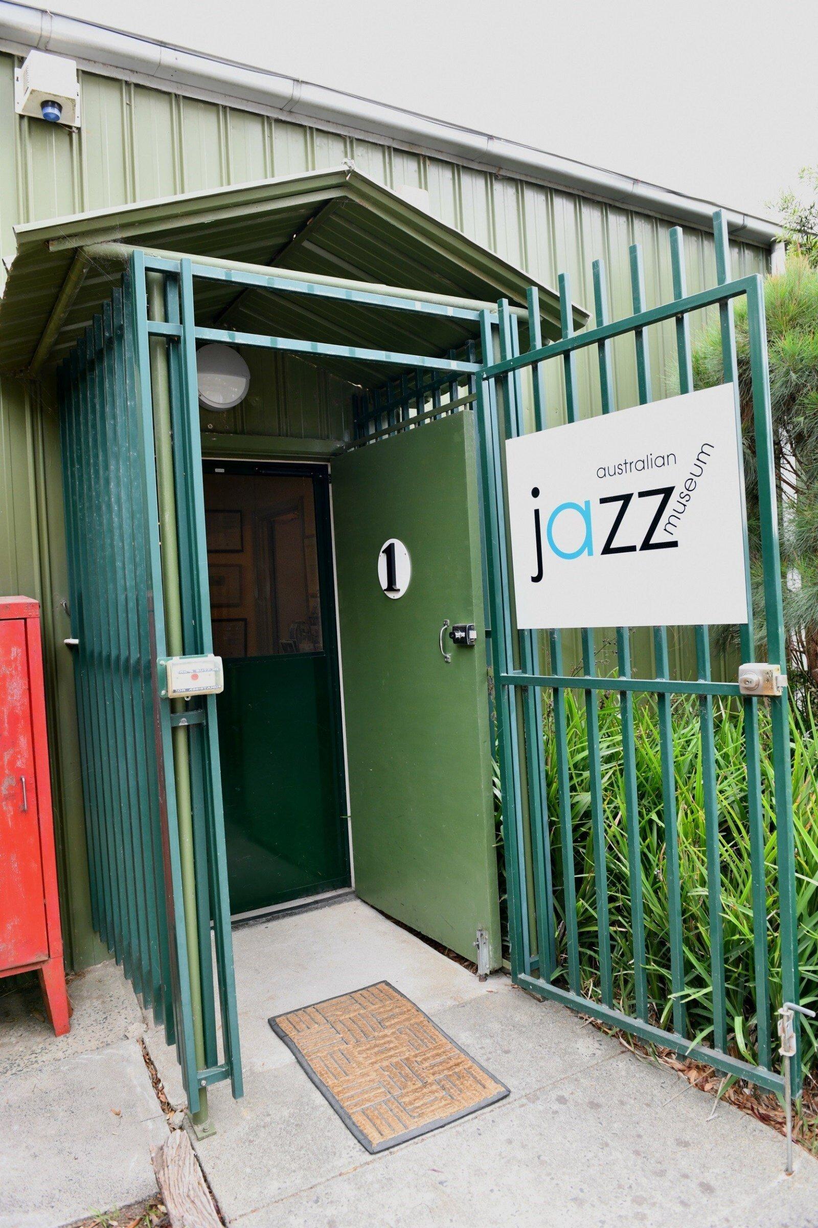 The Australian Jazz Museum