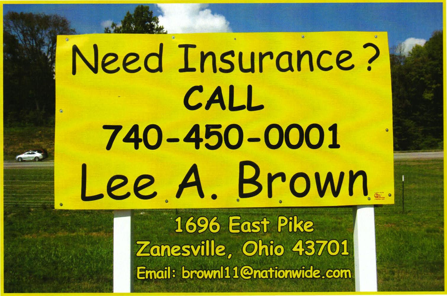 Lee Brown Ins. Grandstand Sign.jpg