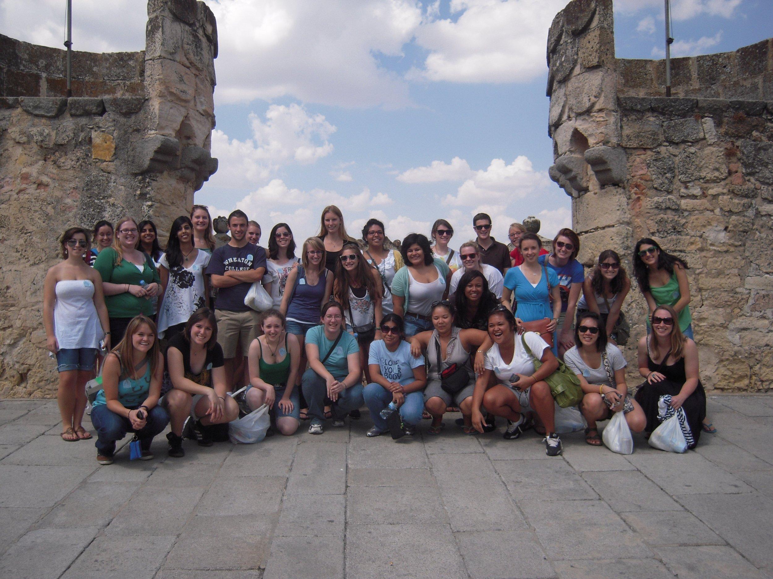 at Alcazar de Segovia.JPG